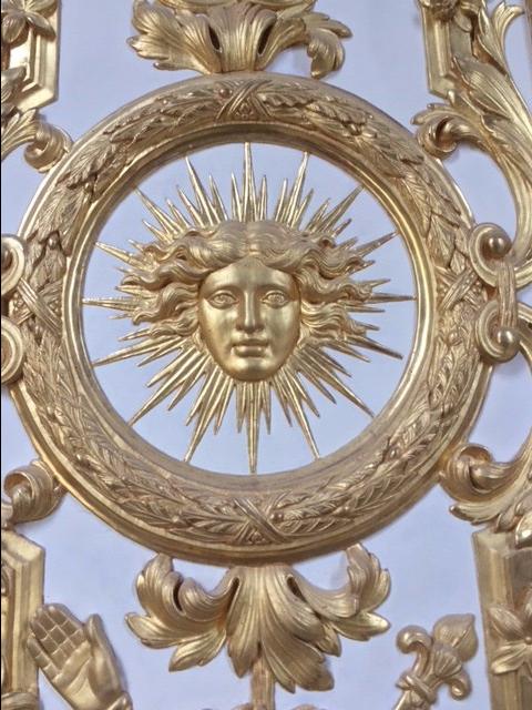 Sun King-- Louis XIV