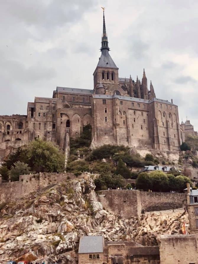 Mont St Michael
