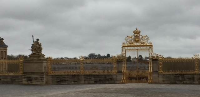 Gates to the Palace