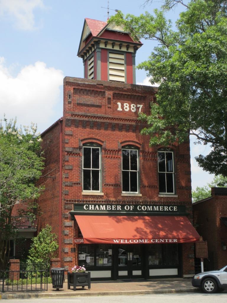 Old firehouse Madison