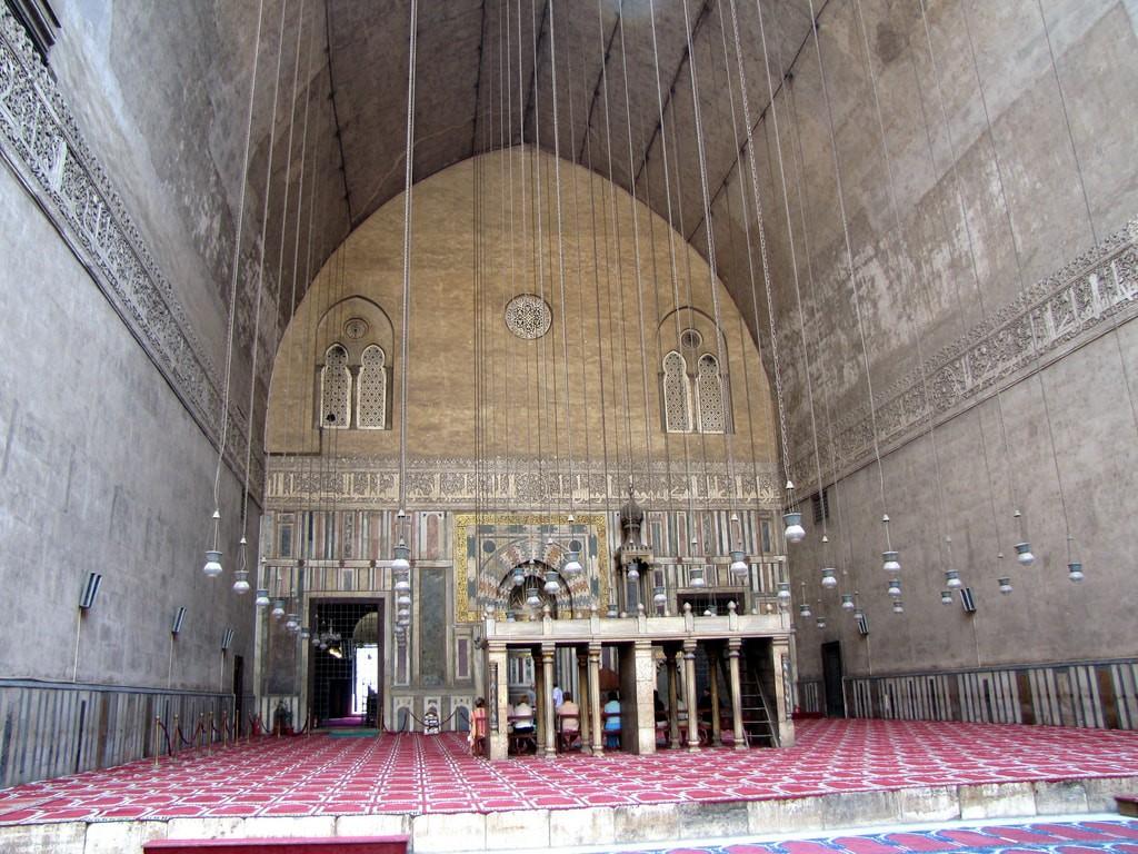 Mosque-Madrassa of Sultan
