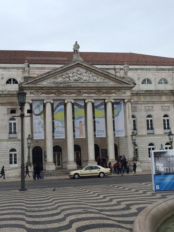 D. Maria II National Theatre